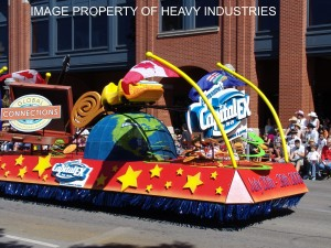 Capitol Ex Float.