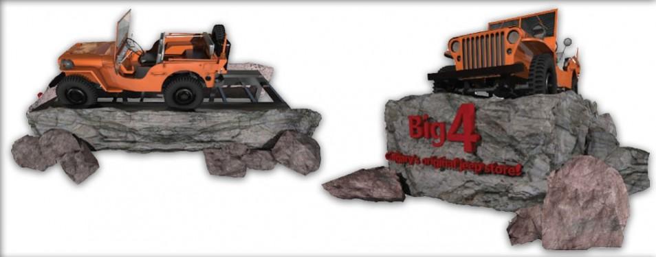 BIG 4 DESIGN