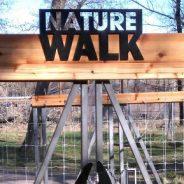 THE CALGARY ZOO-Nature Walk entrances